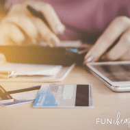 Credit Card Limit from Fun Cheap or Free
