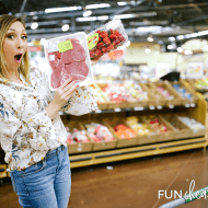 Grocery Shopping On A Budget from Fun Cheap or Free
