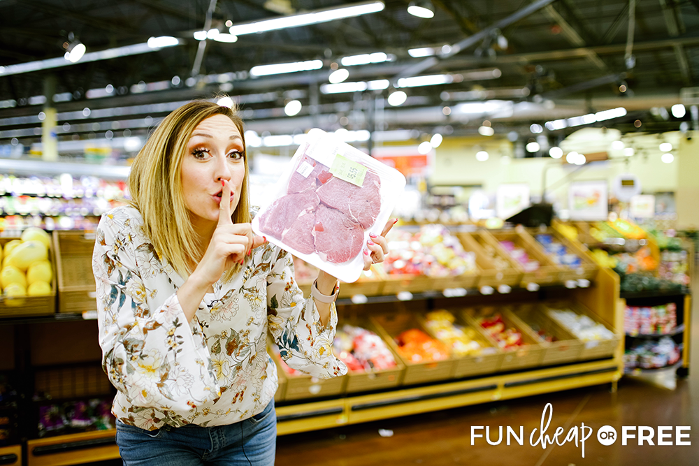 Grocery Shopping Hacks from Fun Cheap or Free