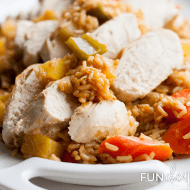 Hawaiian Chicken and Rice from Fun Cheap or Free