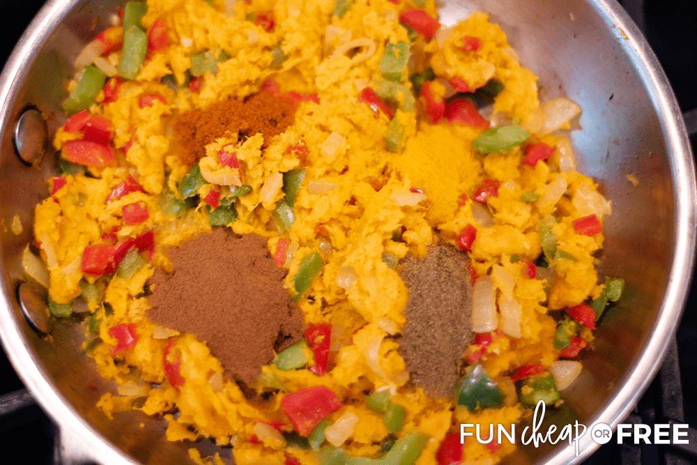 One Pan Meal Idea from Fun Cheap or Free
