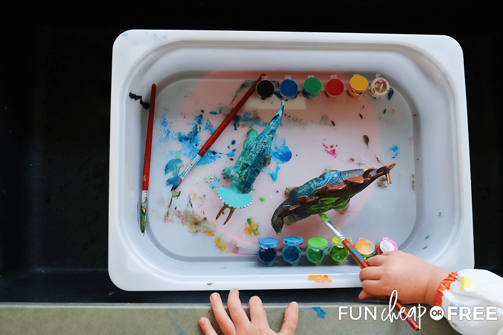 Paint In A Bucket From Fun Cheap Or Free