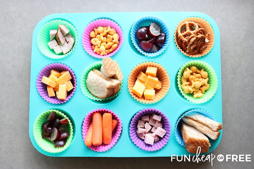 The After-Schooler Snack Tray from Fun Cheap or Free