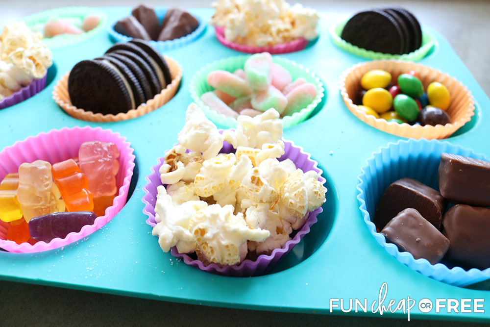 Snack Tray Ideas from Fun Cheap or Free