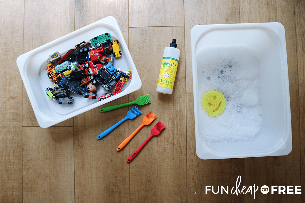 Cheap and easy things to do with kids from Fun Cheap or Free.