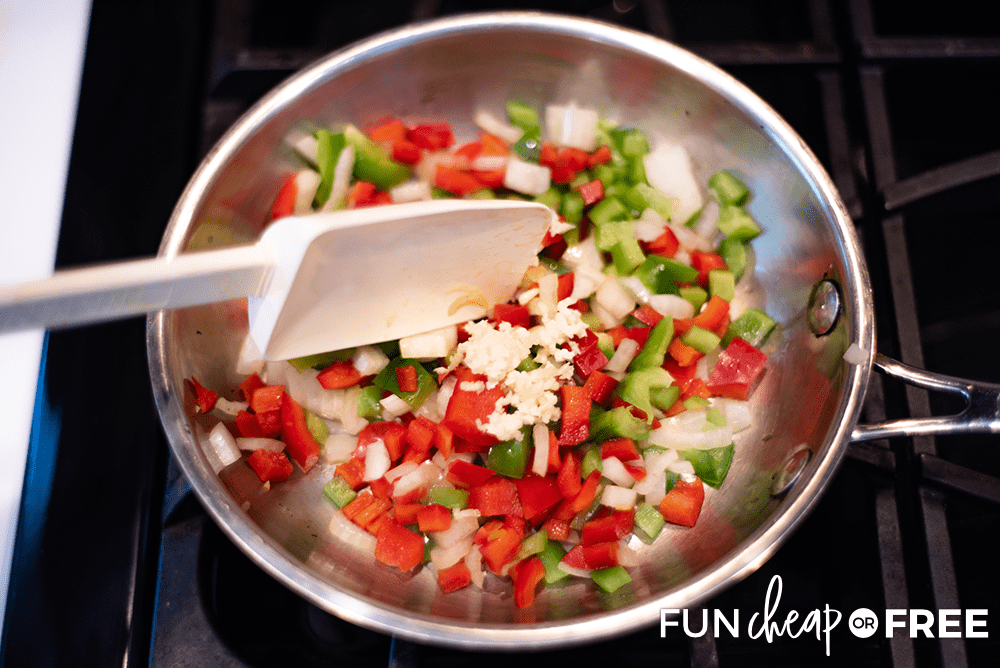 How To Chop The Veggies from Fun Cheap or Free