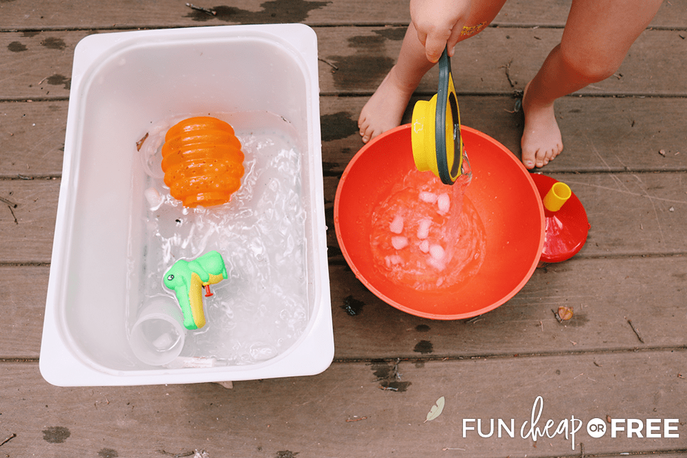 Water Things To Do With Kids - From Fun Cheap Or Free