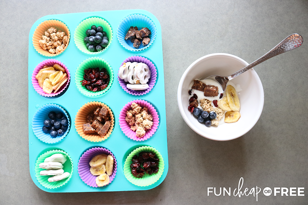 Easy Snacks For Kids from Fun Cheap or Free