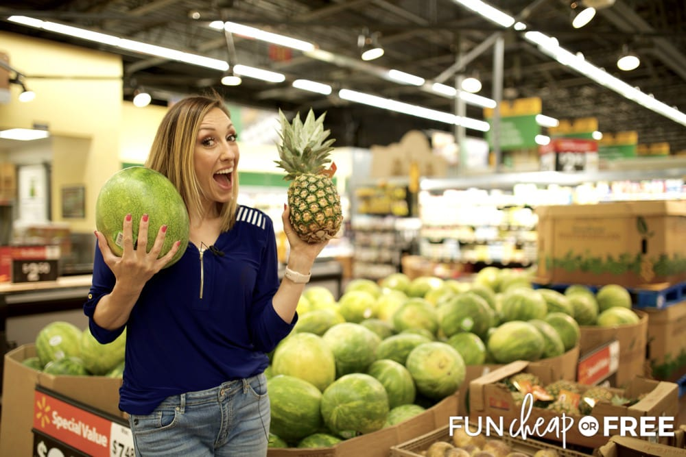 How to pick the perfect produce - tips from Fun Cheap or Free