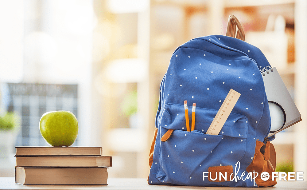 Back To School Shopping On A Budget from Fun Cheap or Free