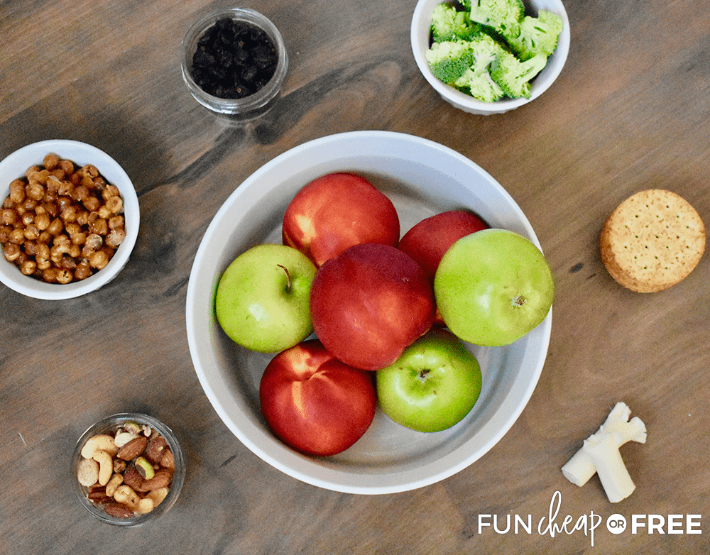 Easy Healthy Snacks For Kids from Fun Cheap or Free