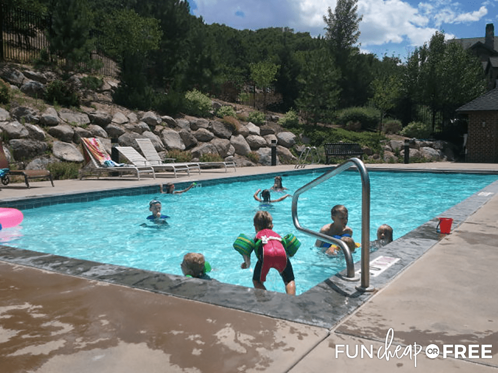 Jumping In The Water Before Nearly Drowning from Fun Cheap or Free