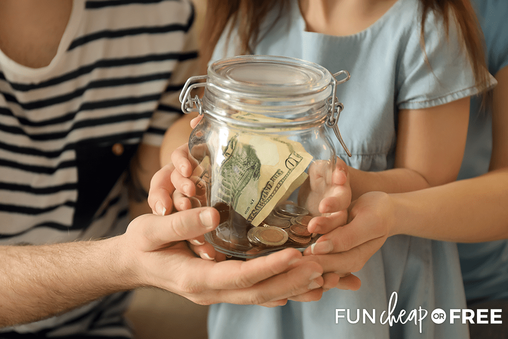 Background Experiences With Money from Fun Cheap or Free