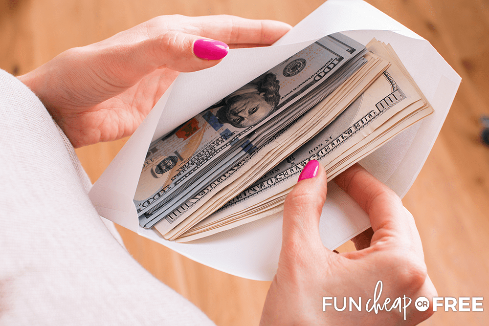 Figure Out Your Gift Budget from Fun Cheap or Free