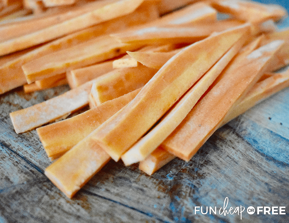 Sweet Potato Snack Idea from Fun Cheap or Free