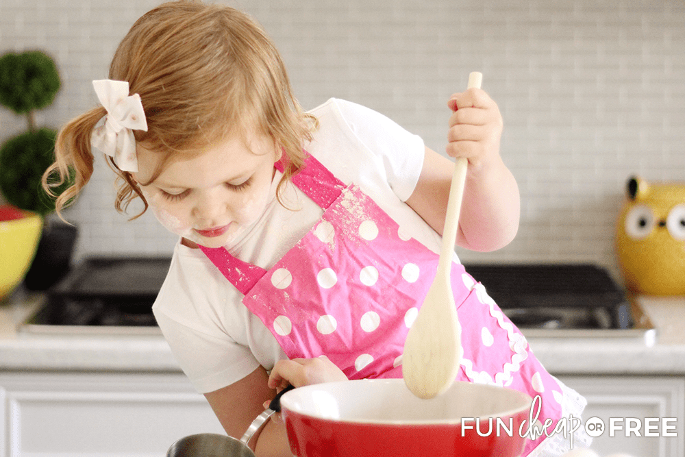 Family Dinner Creation Night from Fun Cheap or Free