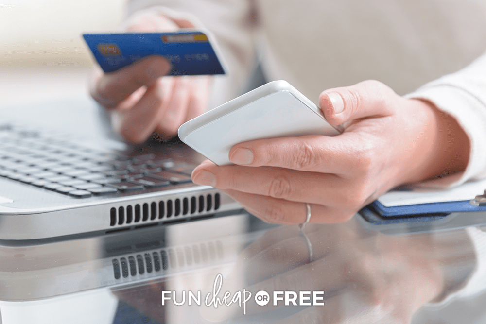 using a credit card to build credit, from Fun Cheap or Free