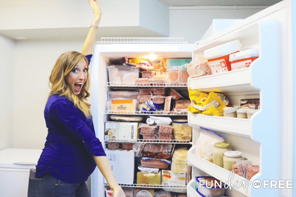 Get all of the freezer hacks from Fun Cheap or Free