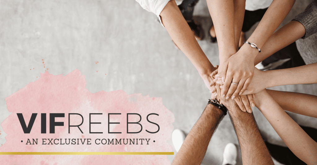 VIFreebs Exclusive Community