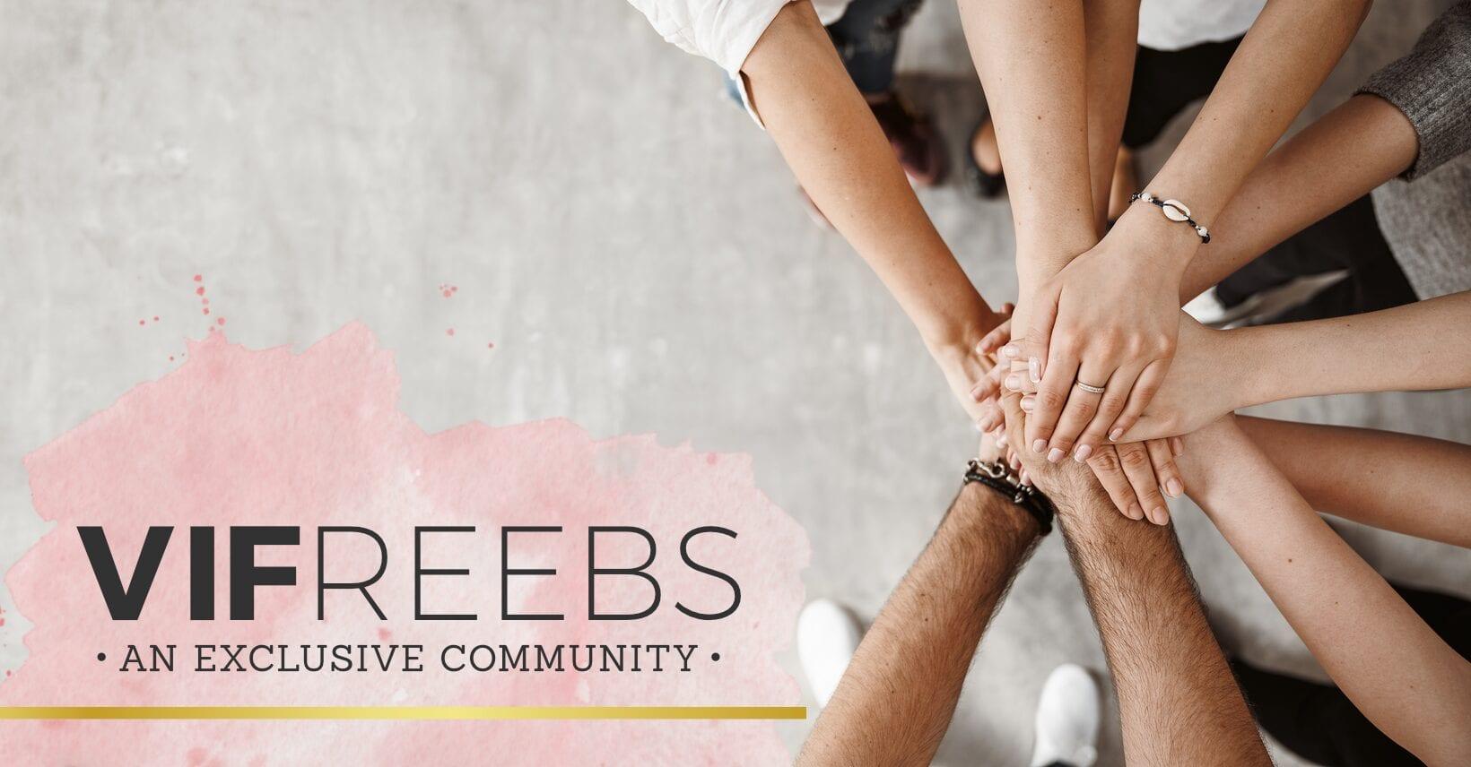 VIFreebs Exclusive Community