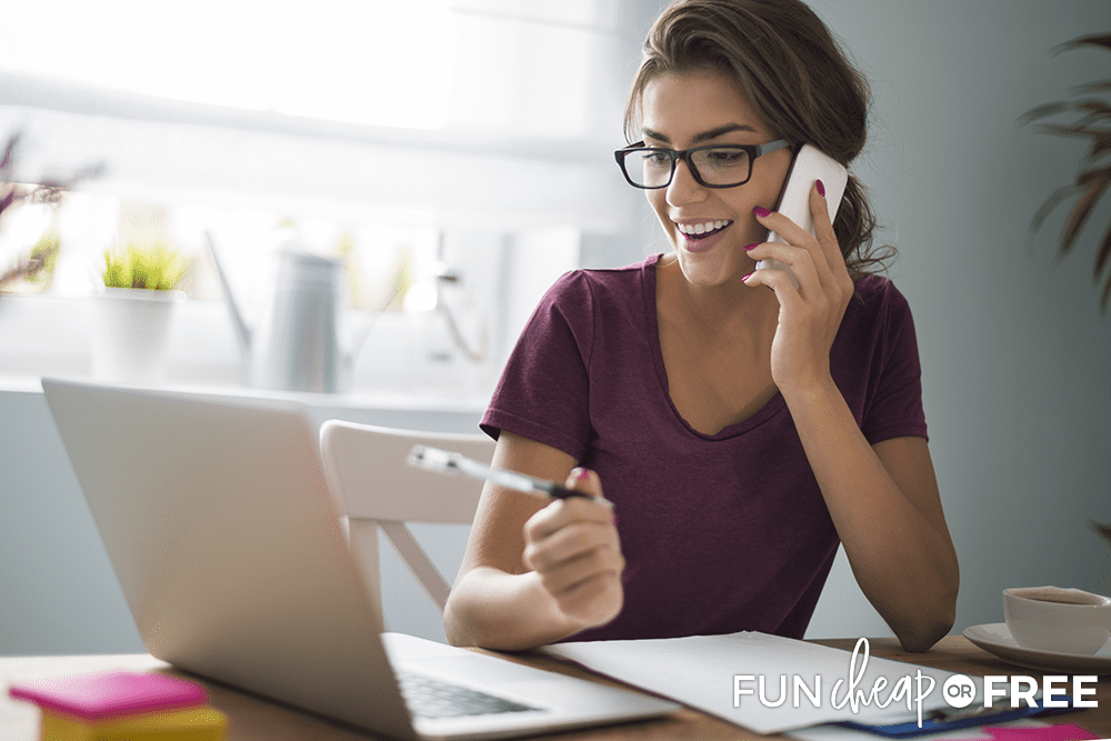 Become a virtual assistant from home - Tips from Fun Cheap or Free