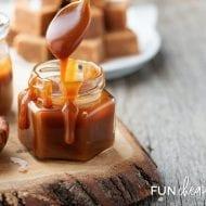 World's Best and Easiest  Homemade Caramel!