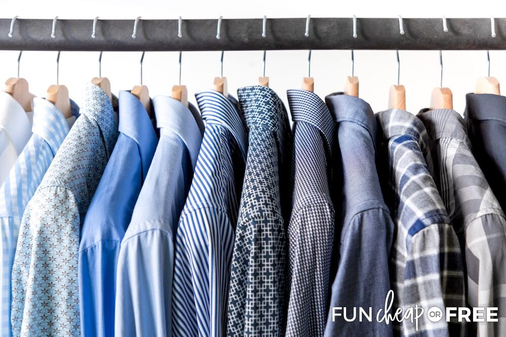 This uncommon habit of frugal people will help you save money on your clothes budget from Fun Cheap or Free