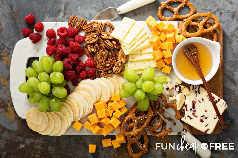 Try out these easy and delicious ideas the next time that you need quick and easy appetizers - Tips from Fun Cheap or Free