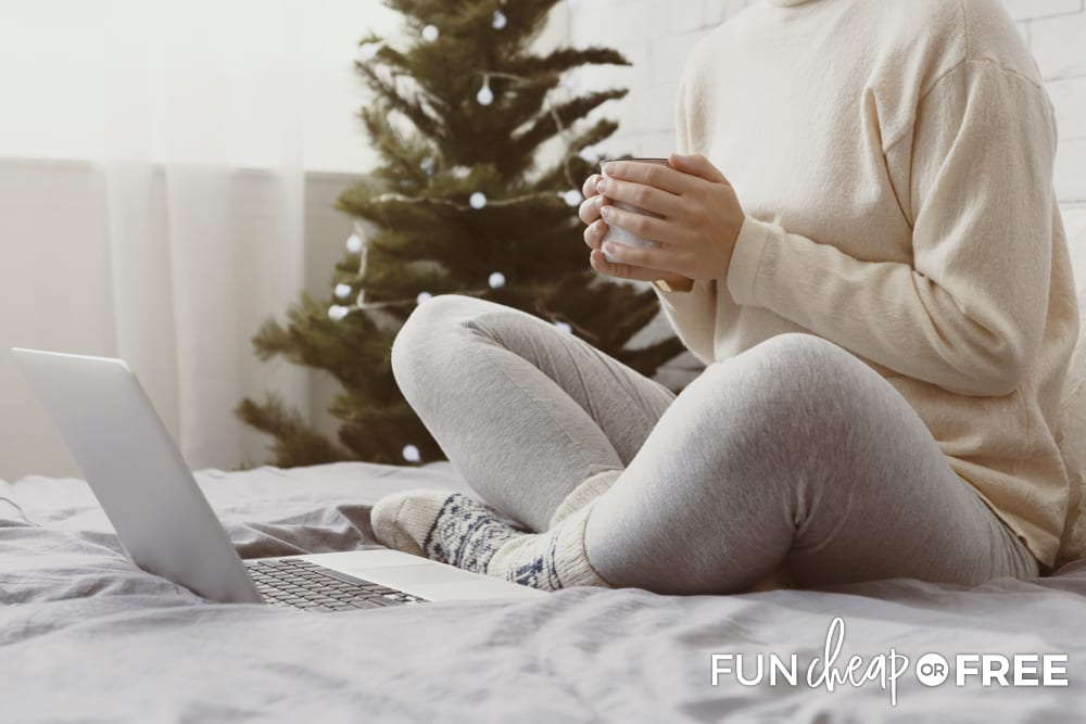 Figure out how much you should budget to spend on Christmas - Tips from Fun Cheap or Free