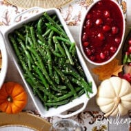 Make ahead these Thanksgiving foods to make your day less stressful - Tips from Fun Cheap or Free