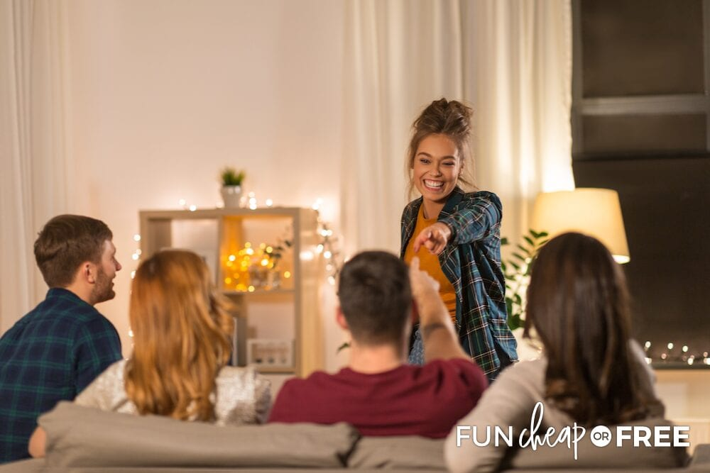 Game Night Ideas - Plus tips for hosting from Fun Cheap or Free