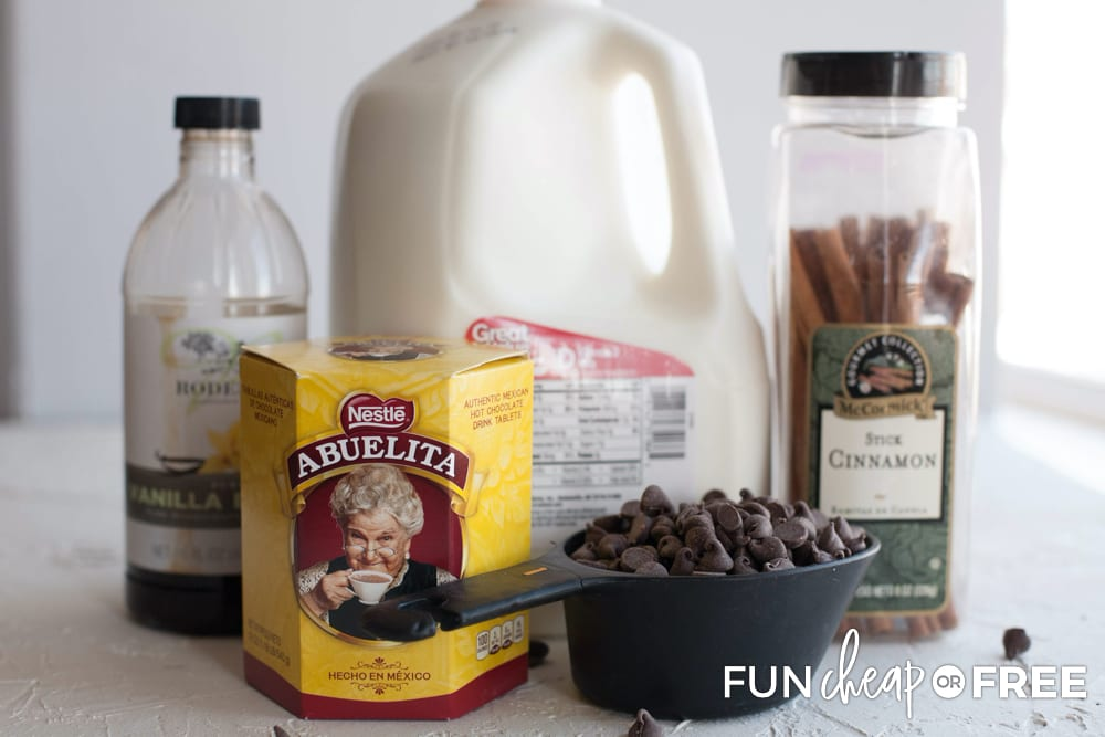 The Most Delicious Mexican Hot Chocolate Recipe Fun Cheap Or Free