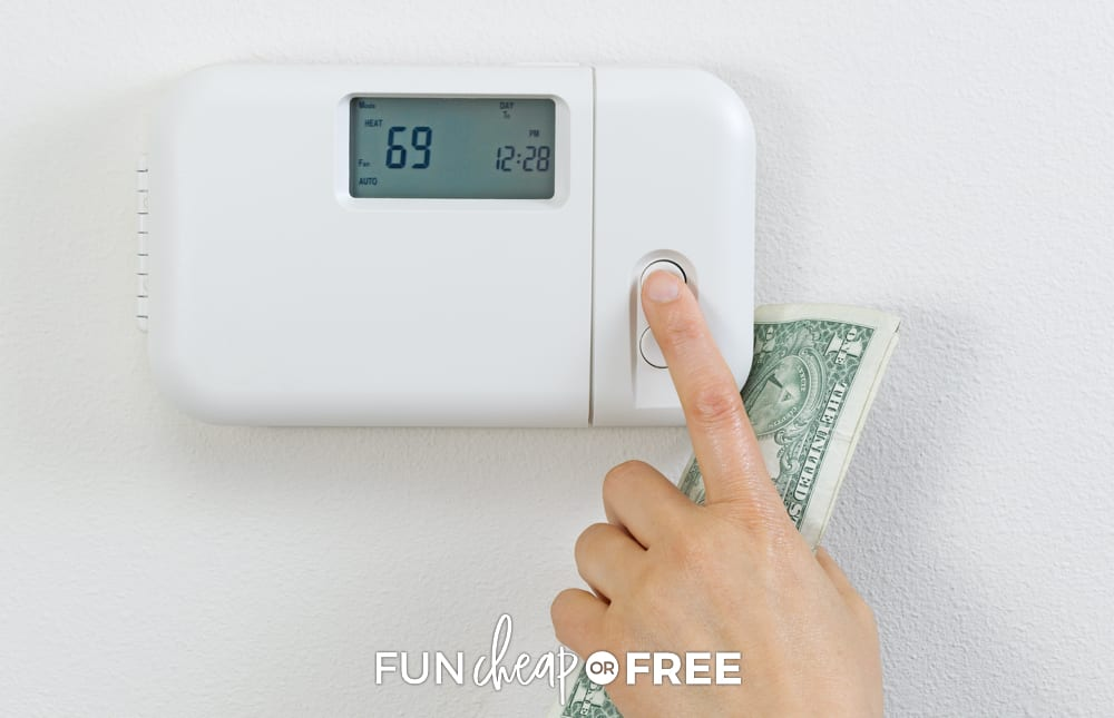Today we've got some great ways to save money on your heating bill! - Tips from Fun Cheap or Free