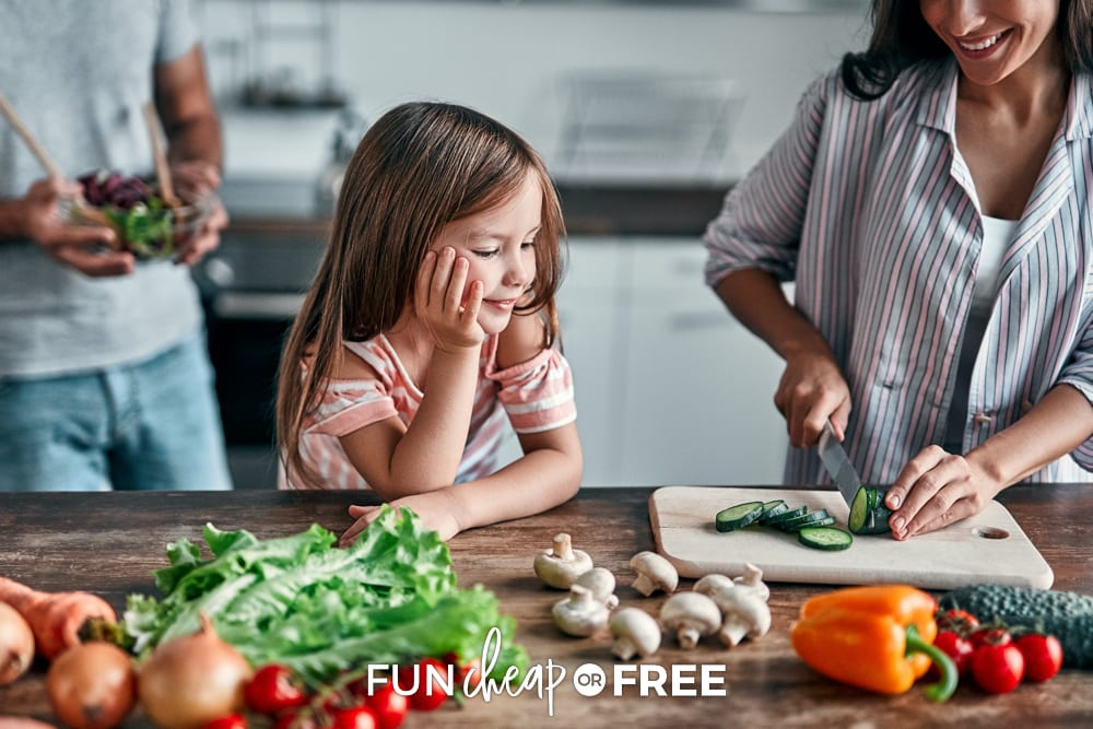 Make meal times a breeze when you use this tip from Fun Cheap or Free!