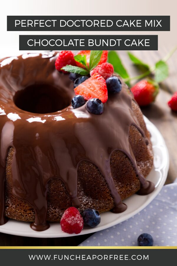Delicious dessert on a plate, from Fun Cheap or Free