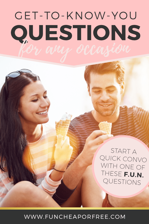Learn more about your sweetie with these 50+ fun ideas from Fun Cheap or Free!