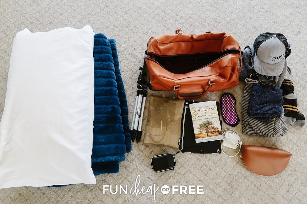 What to pack in hospital bag for dad from Fun Cheap or Free