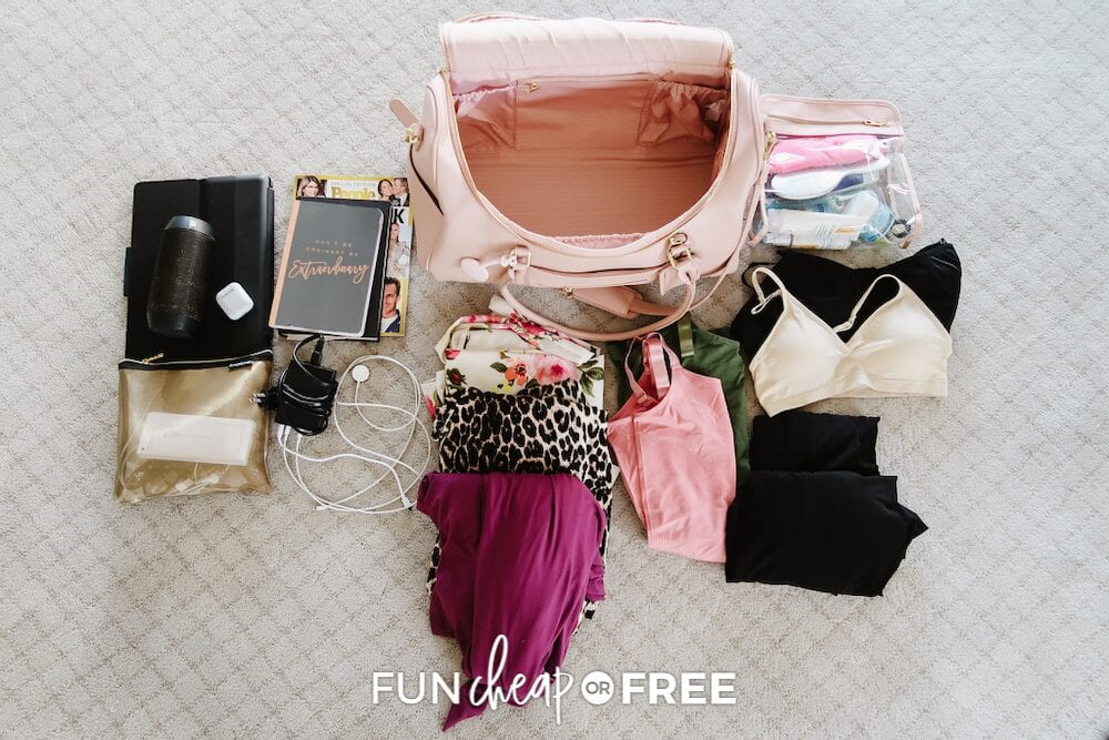 What to pack in hospital bag for mom from Fun Cheap or Free