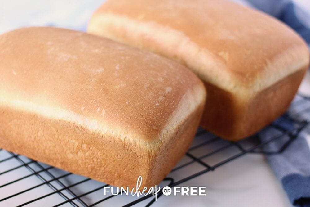 Live your life frugally by making homemade food! Tips from Fun Cheap or Free