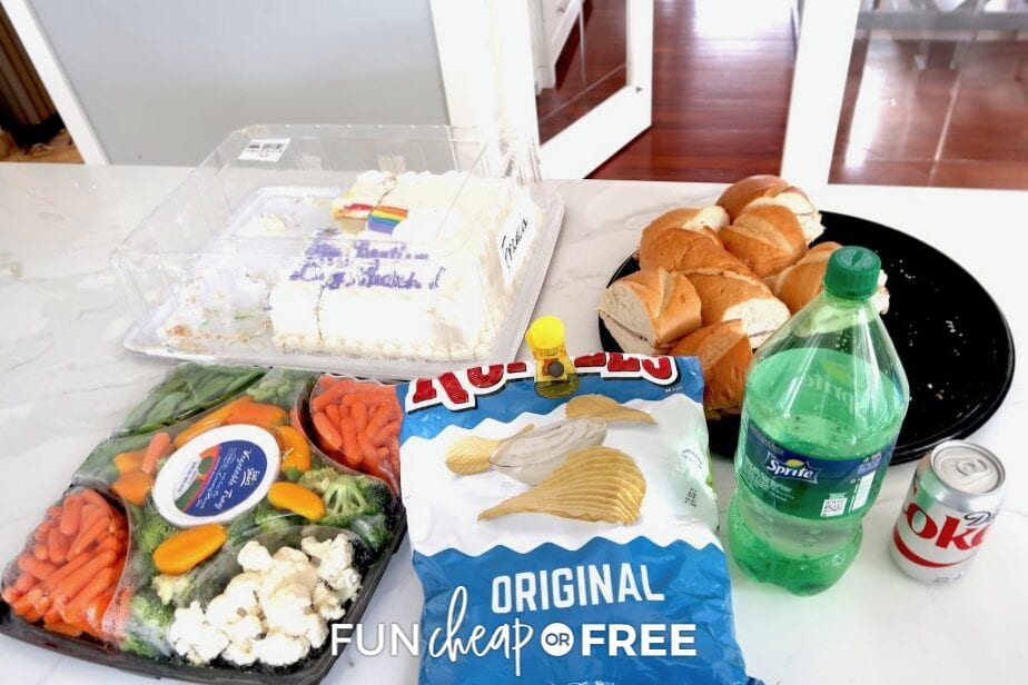 Repurpose that leftover party food with these hacks and don't let a bite go to waste with Fun Cheap or Free!
