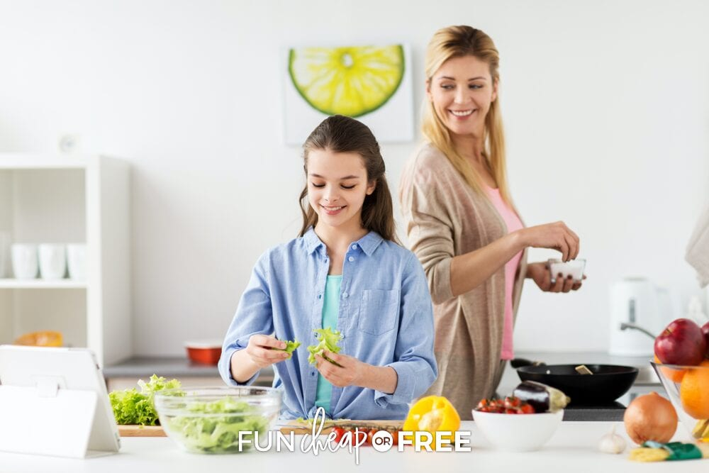 These important life skills for teens are so crucial for them to leave the house and be a functioning adult! Ideas from Fun Cheap or Free