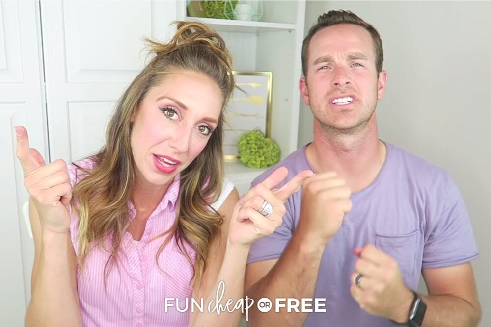 Jordan and Bubba discussing emergency preparedness, from Fun Cheap or Free