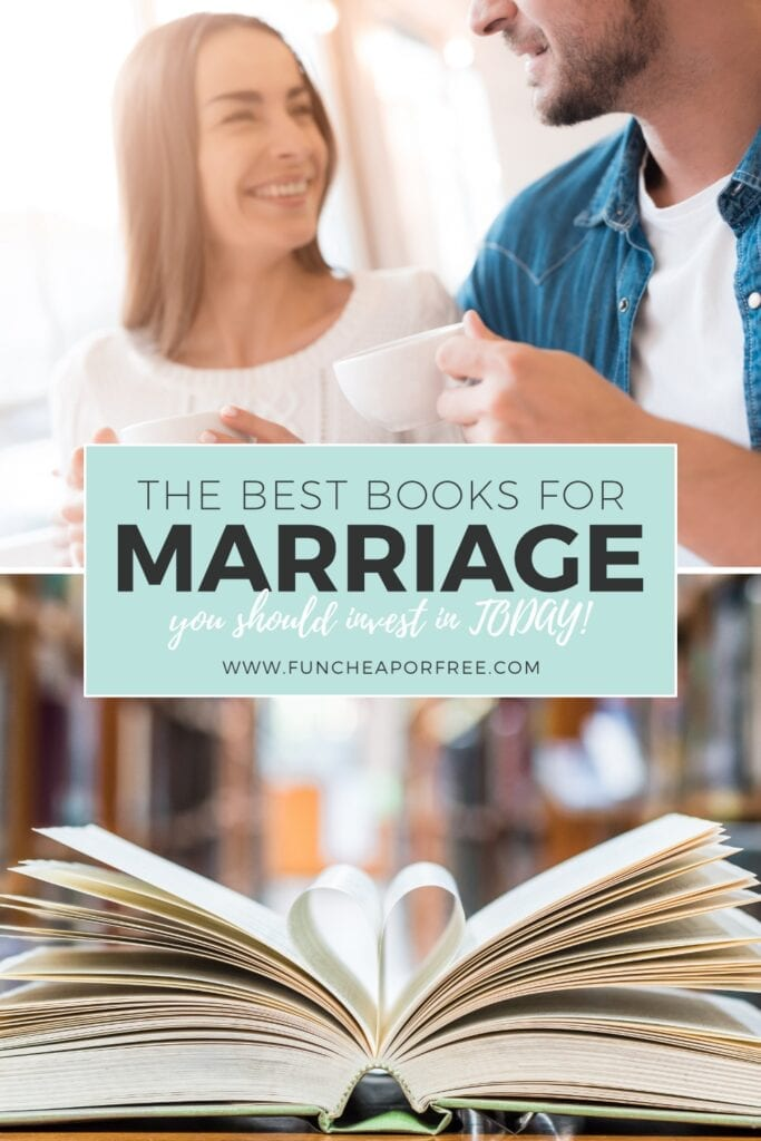 The BEST marriage books for your relationship! From Fun Cheap or Free