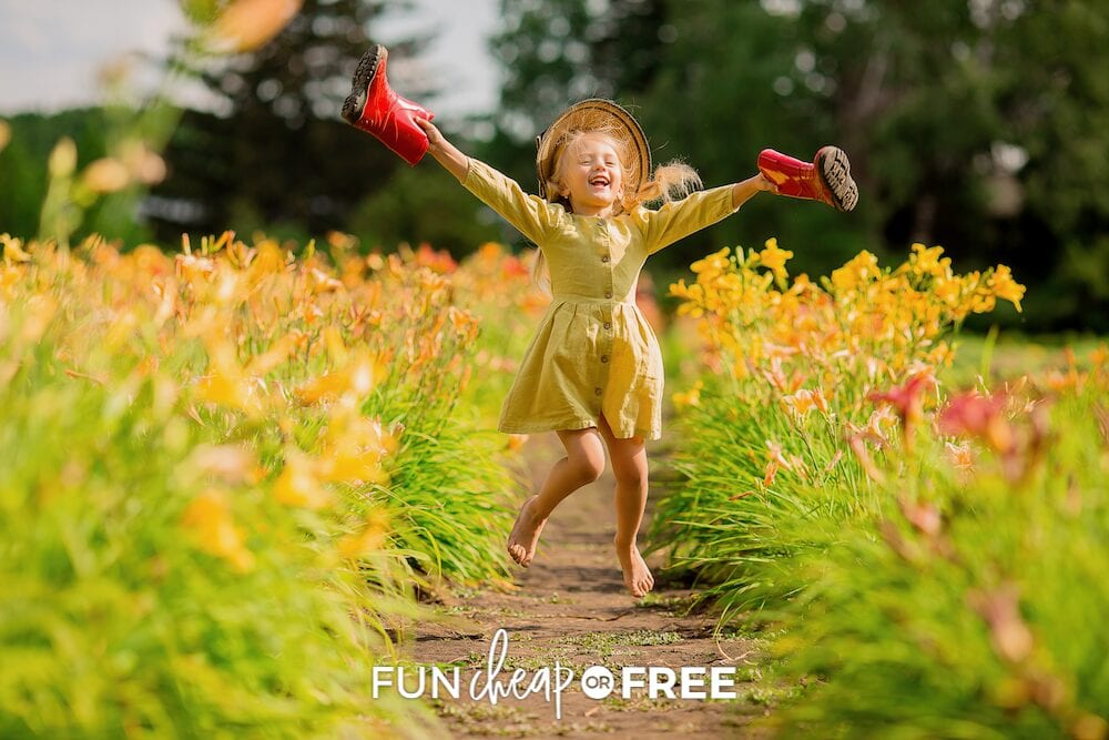 Try this FREE Spring bucket list printable and create memories this season you'll never forget from Fun Cheap or Free!