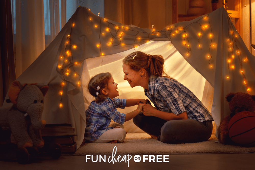 Use these rainy day activities to have a blast without leaving your home! Get them from Fun Cheap or Free!