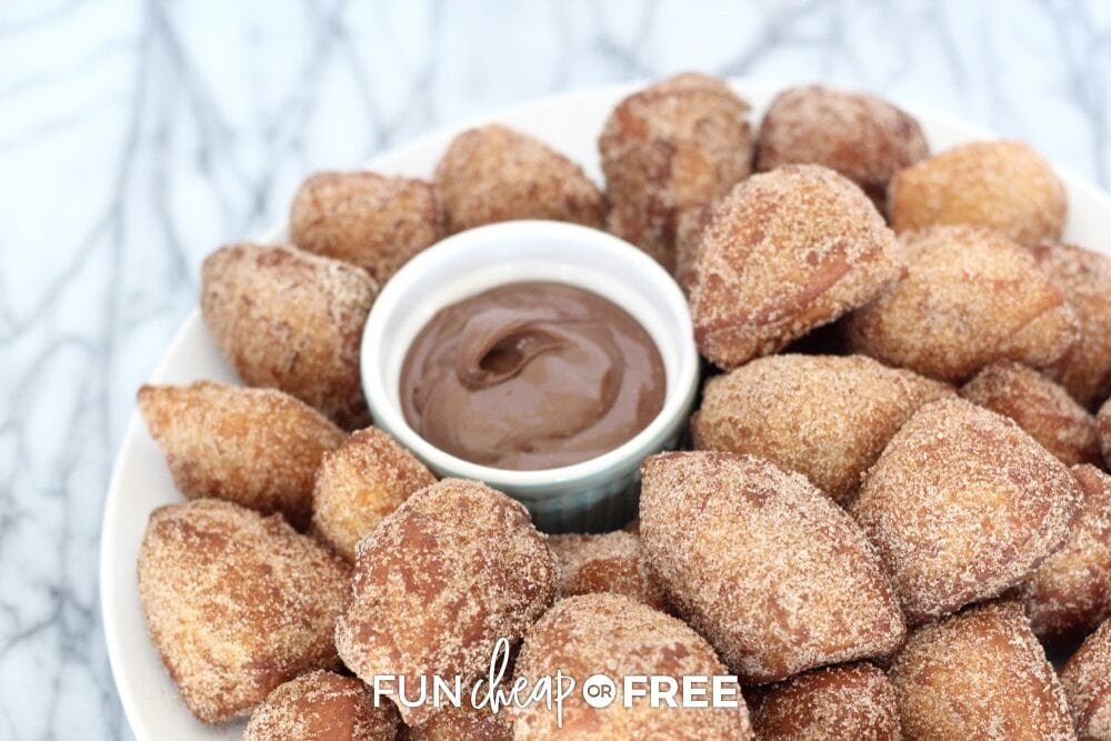 Donut hole recipe from Fun Cheap or Free