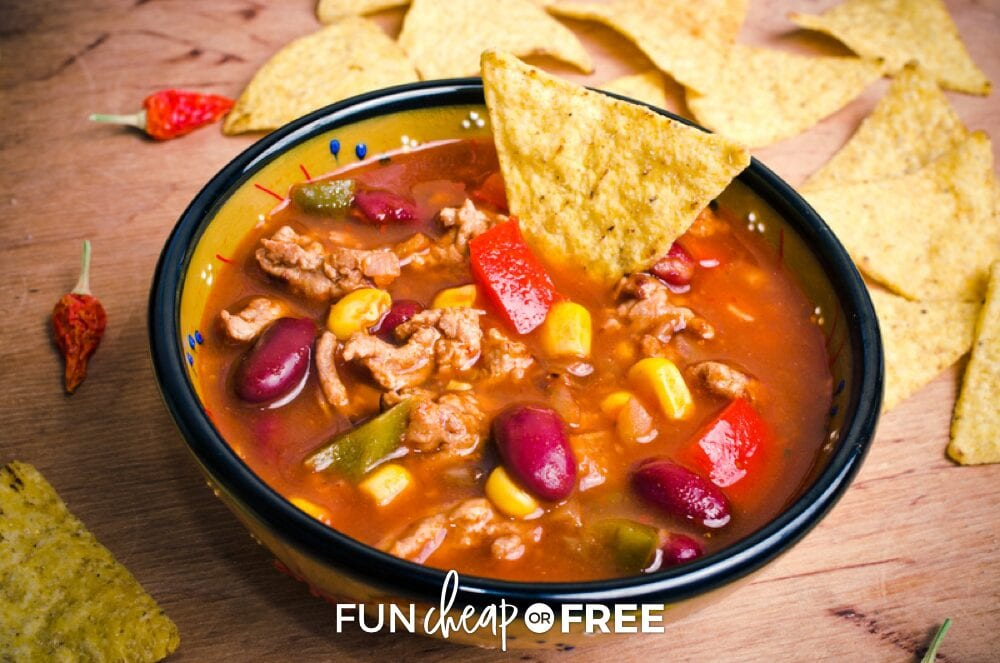 These soup recipes from Fun Cheap or Free are going to knock your socks off!