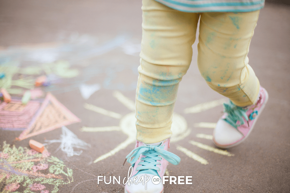 Get ideas for young children and keep them entertained with tips from Fun Cheap or Free!