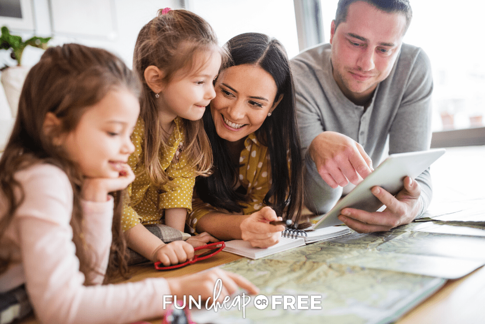 Plan your vacation and learn how to start saving today with these tips from Fun Cheap or Free!