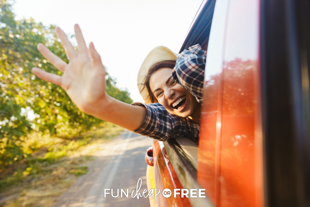 When sickness or quarantine keeps you apart, celebrate your friends and family with a drive by parade. This and more from Fun Cheap or Free!